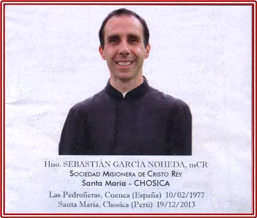 h. Sebastián mCR