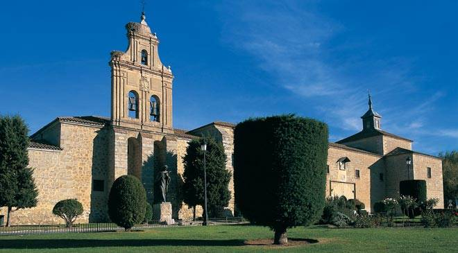 Carmelo de Ávila fundado por Santa Teresa de Jesús