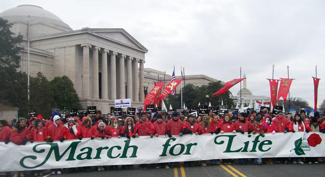 March For life de USA
