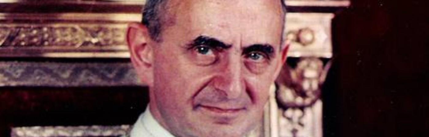 imagen del Beato Pablo VI