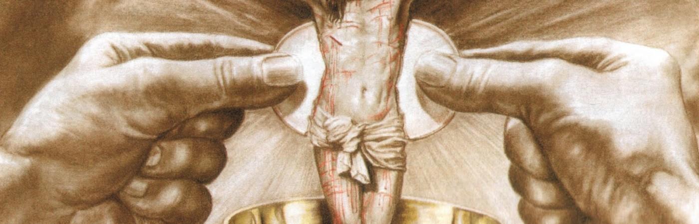Milagro de la transubstanciacion en la misa