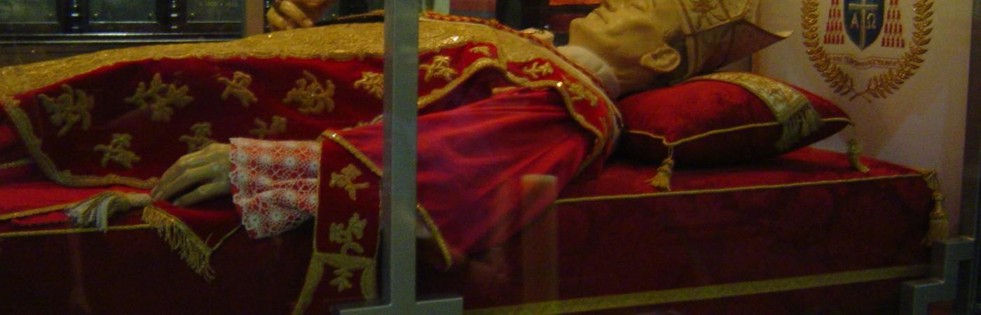 Sepulcro del Cardenal Spetinac