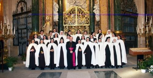Esclavas carmelitas de la Sagrada Familia